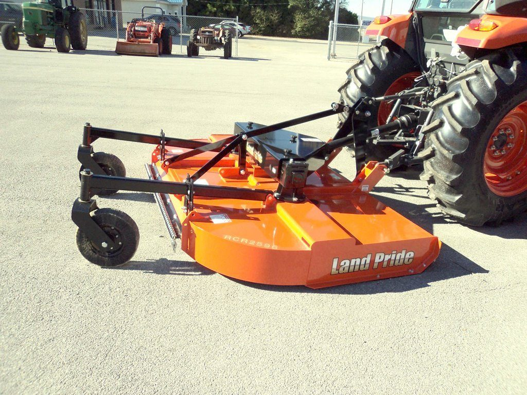 Land Pride RCF2596 Rotary Cutter
