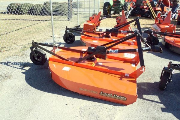 Land Pride RCR1260 Rotary Cutter