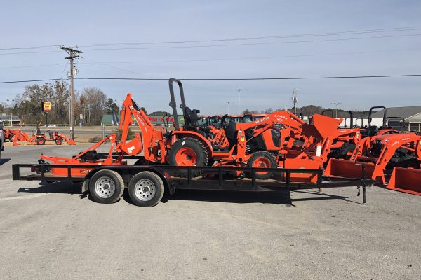 Kubota Tractor Packages | Snead Tractor