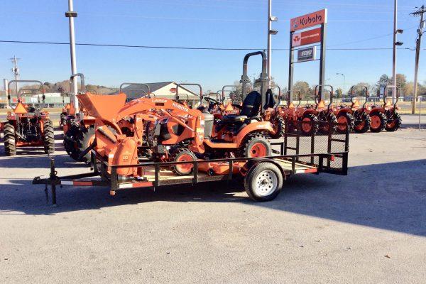 kubota BX2380 13 Tractor