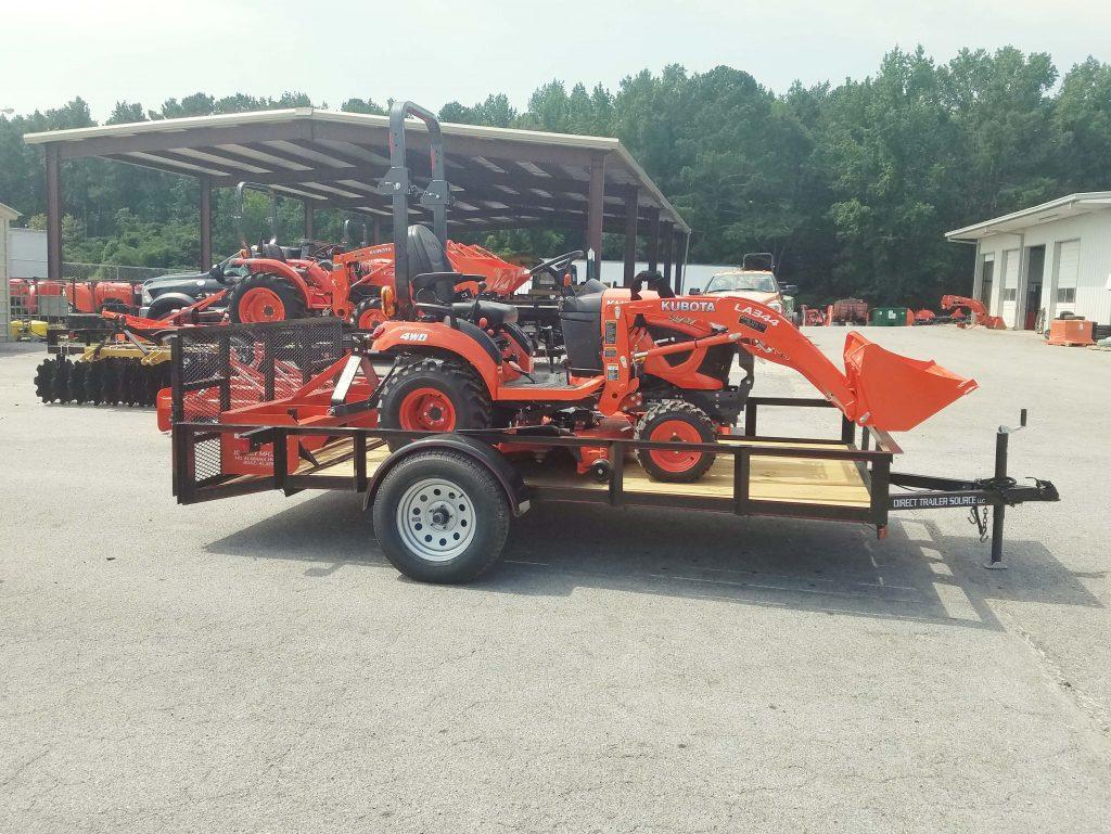 kubota BX2380 14 Tractor