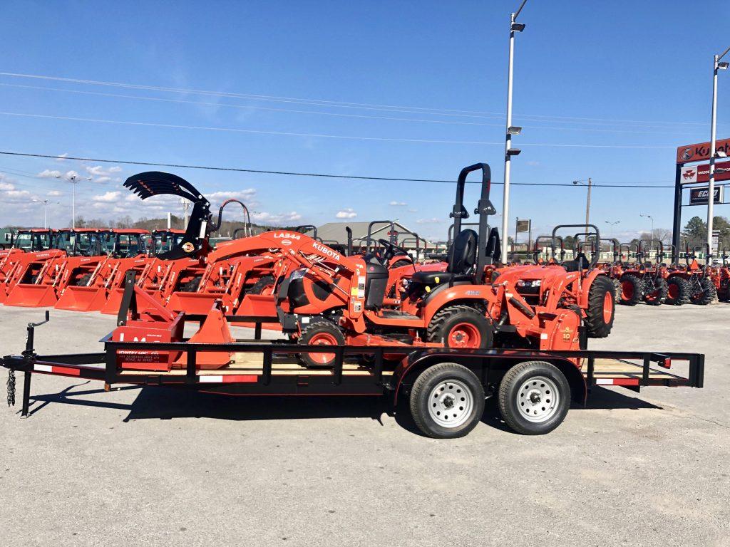 kubota BX2380 22 Tractor