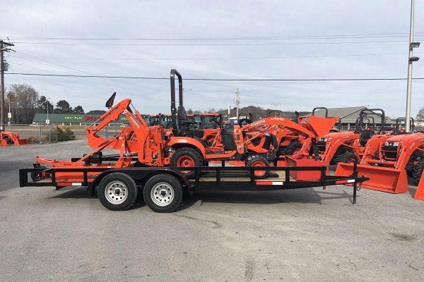 kubota BX23S 21 Tractor