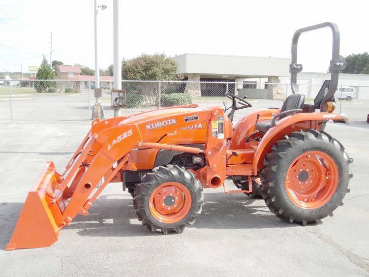 Kubota L2501HST | Elite Kubota Dealer | Snead Tractor