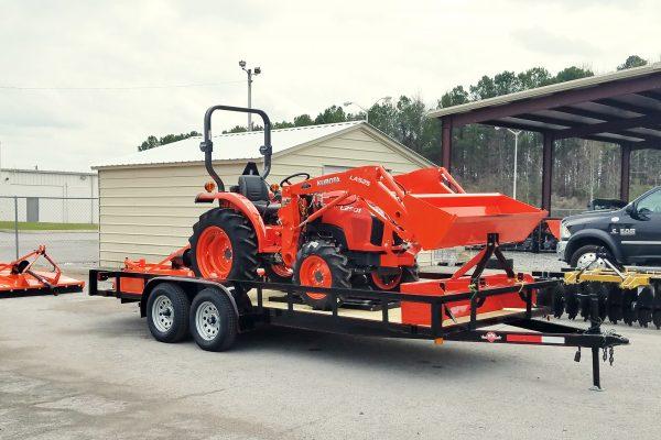 kubota L2501 HST 11 Tractor