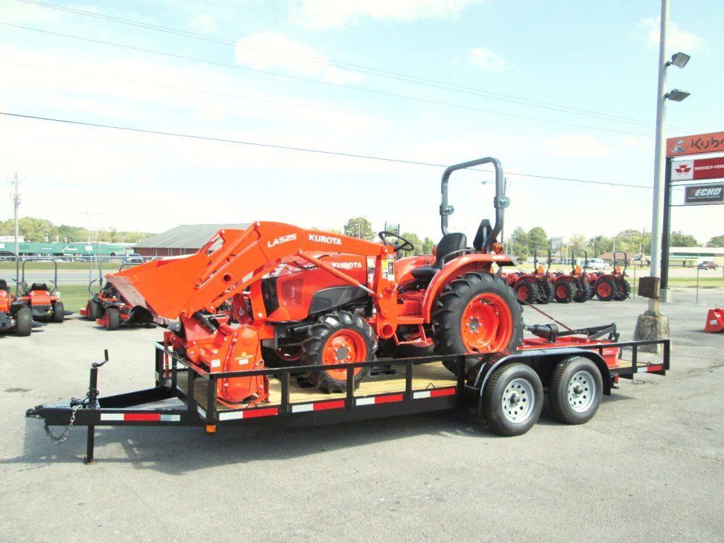 kubota L3301DT 6 Tractor