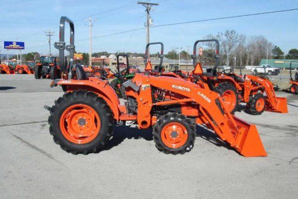 kubota L3901DT Tractor