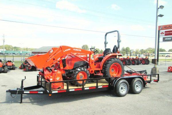 kubota L3901 HST 4 Tractor