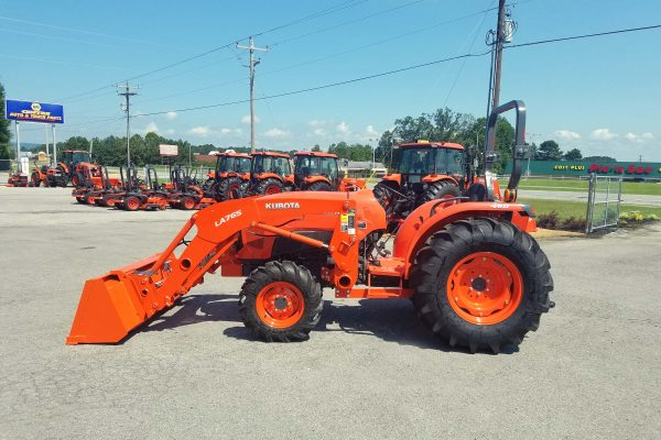 kubota L4701DT Tractor