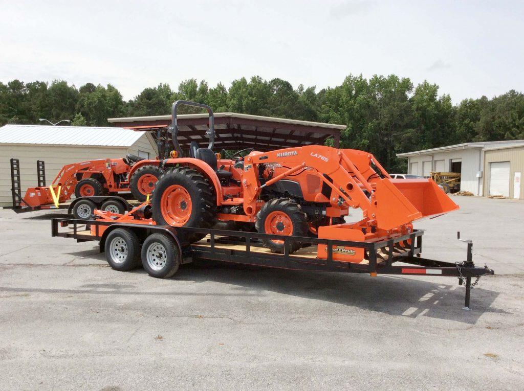 kubota L4701DT 17 Tractor