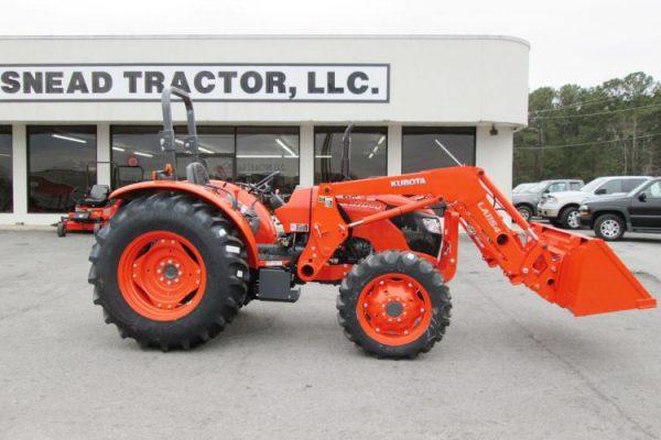 kubota M7060HD Tractor