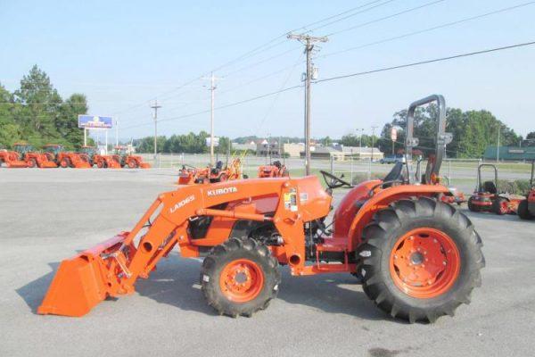 kubota MX5200 DT Tractor