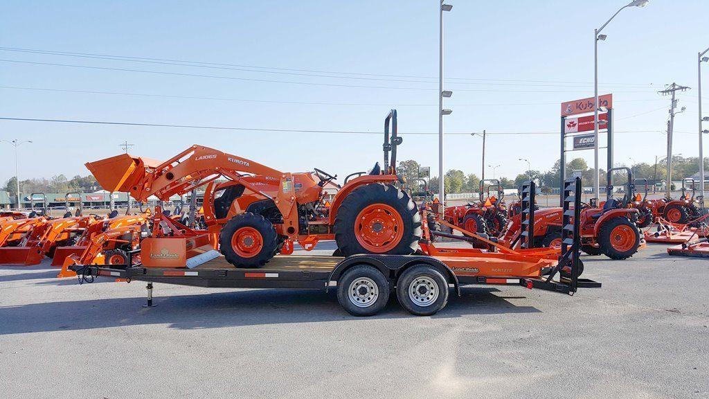 kubota MX5200 HST 16 Tractor