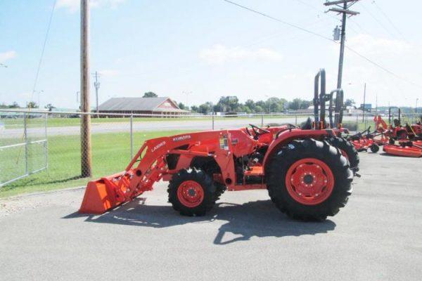 kubota MX5200 HST Tractor