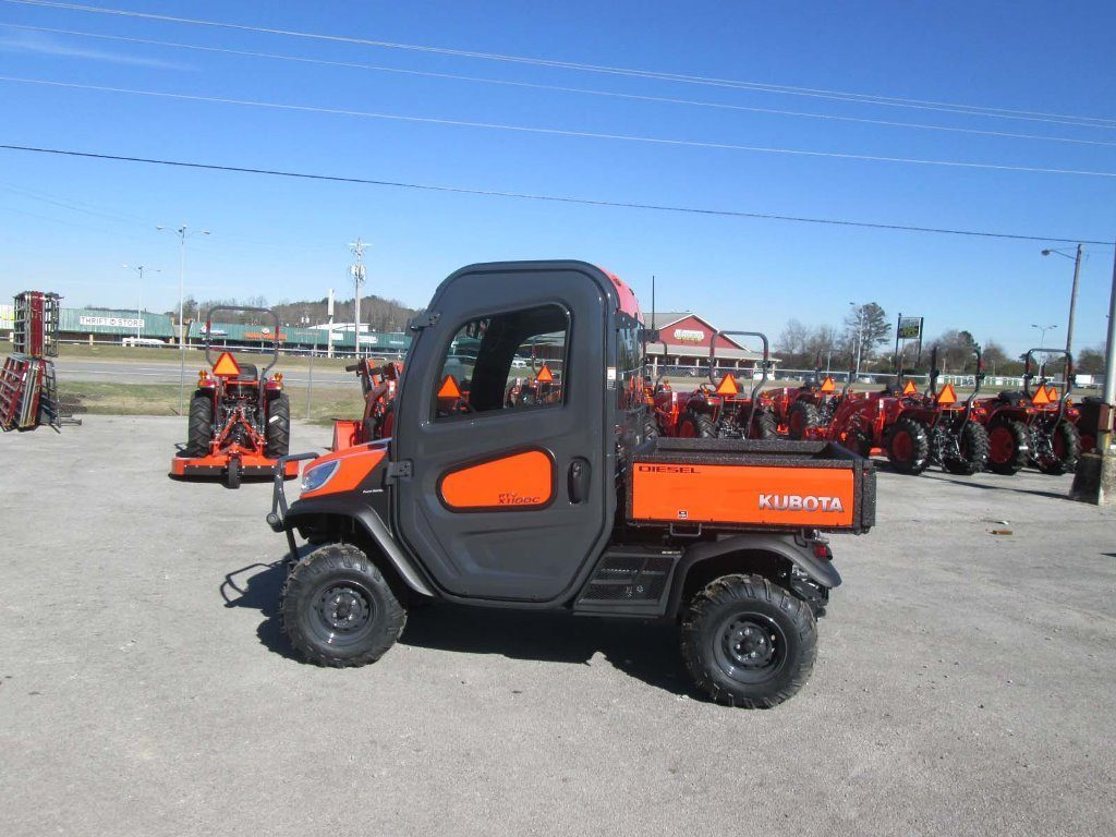 kubota RTV X1100 ORANGE ATV