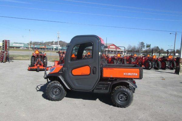 kubota RTV X1100 ORANGE ATV