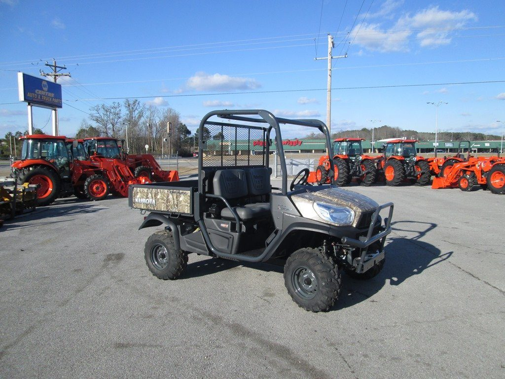 kubota RTV X900 CAMO ATV