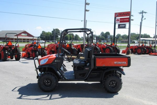 kubota RTV X900 ORANGE ATV