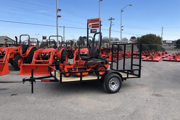 kubota Z122 42 package Z1 Mower