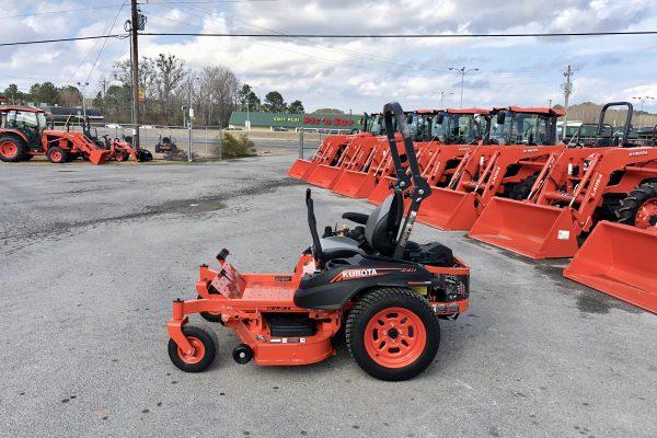 kubota Z411 48 Mower