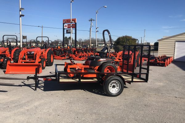 kubota Z411 48 package Z2 Mower