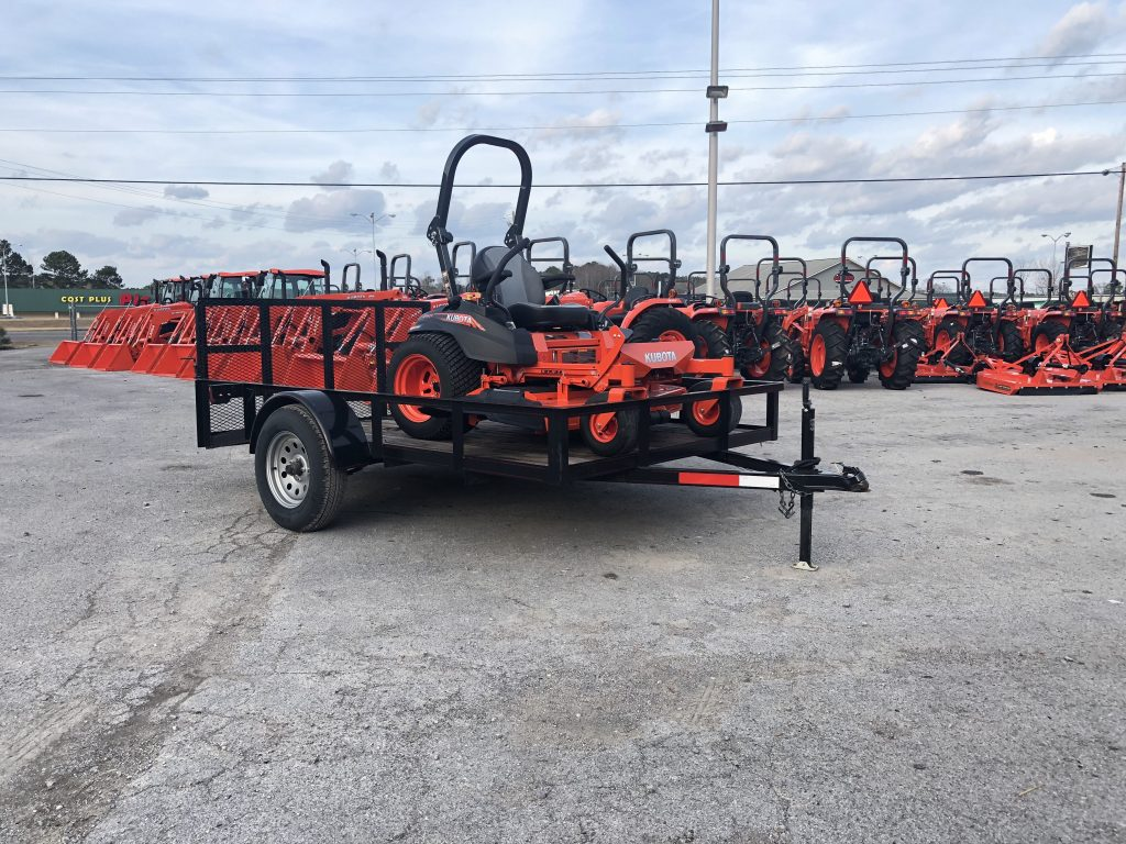 kubota Z421 54 package Z3 Mower